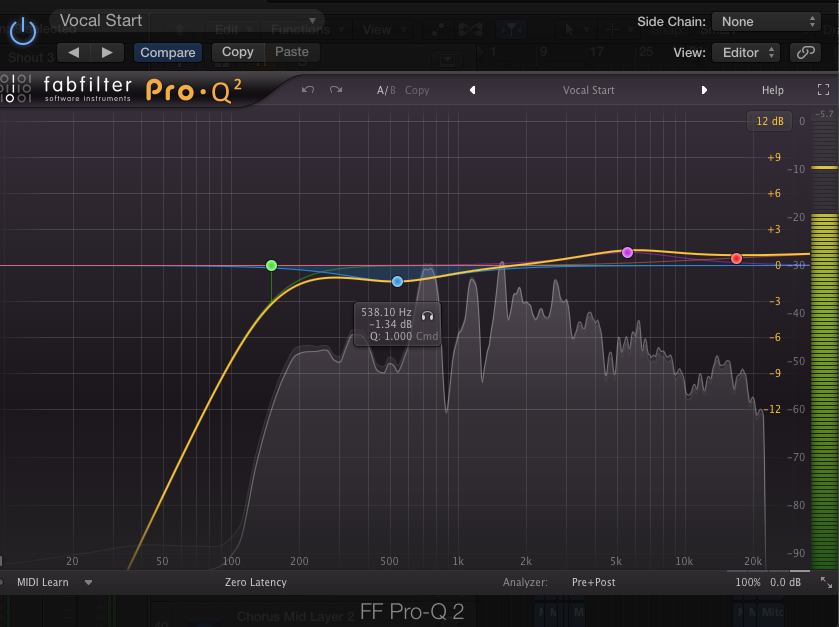 Using EQ To Mix Vocal Recordings (Hip-Hop & Pop Style