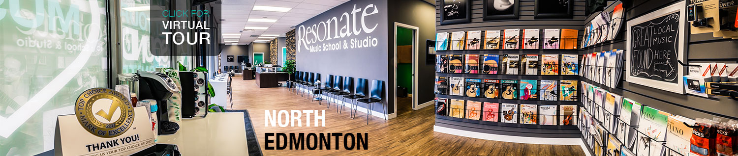 Resonate Music School - North Edmonton